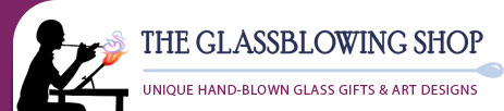 The Glassblowing Shop - Unique Hand-Blown Glass Gifts and Art Designs